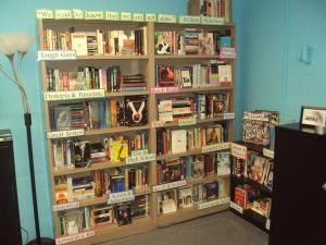 Shana classroom library