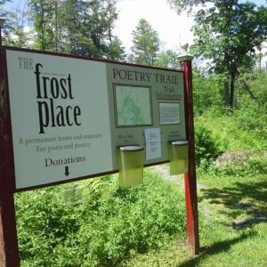 frost place sign