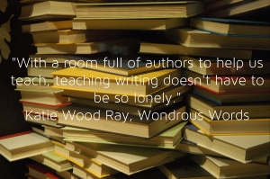 Katie Wood Ray quote