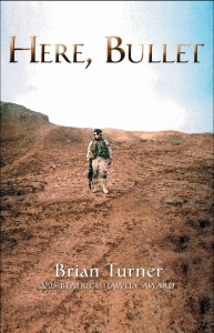 Book - Turner - Here, Bullet