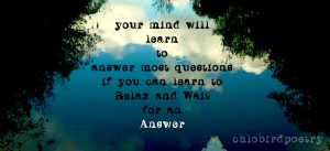 poetry answer-quote