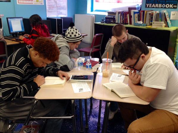 Mini-Lesson Monday: Read Like A Writer | Three Teachers Talk