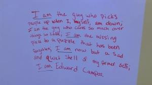 Edward C sentence