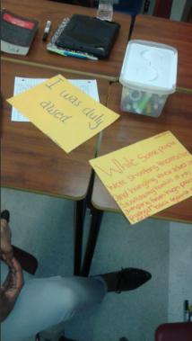sentence boundaries lesson