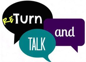 return and talk
