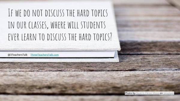 Hard Topics