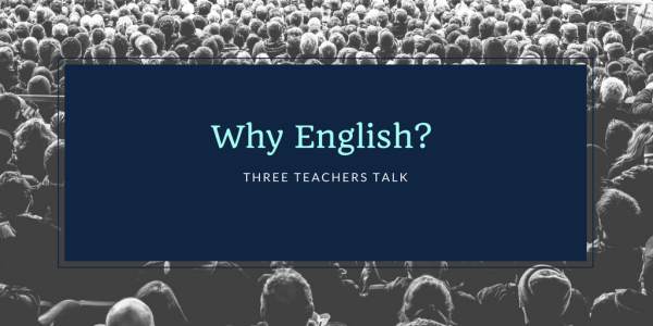Why English- (1)