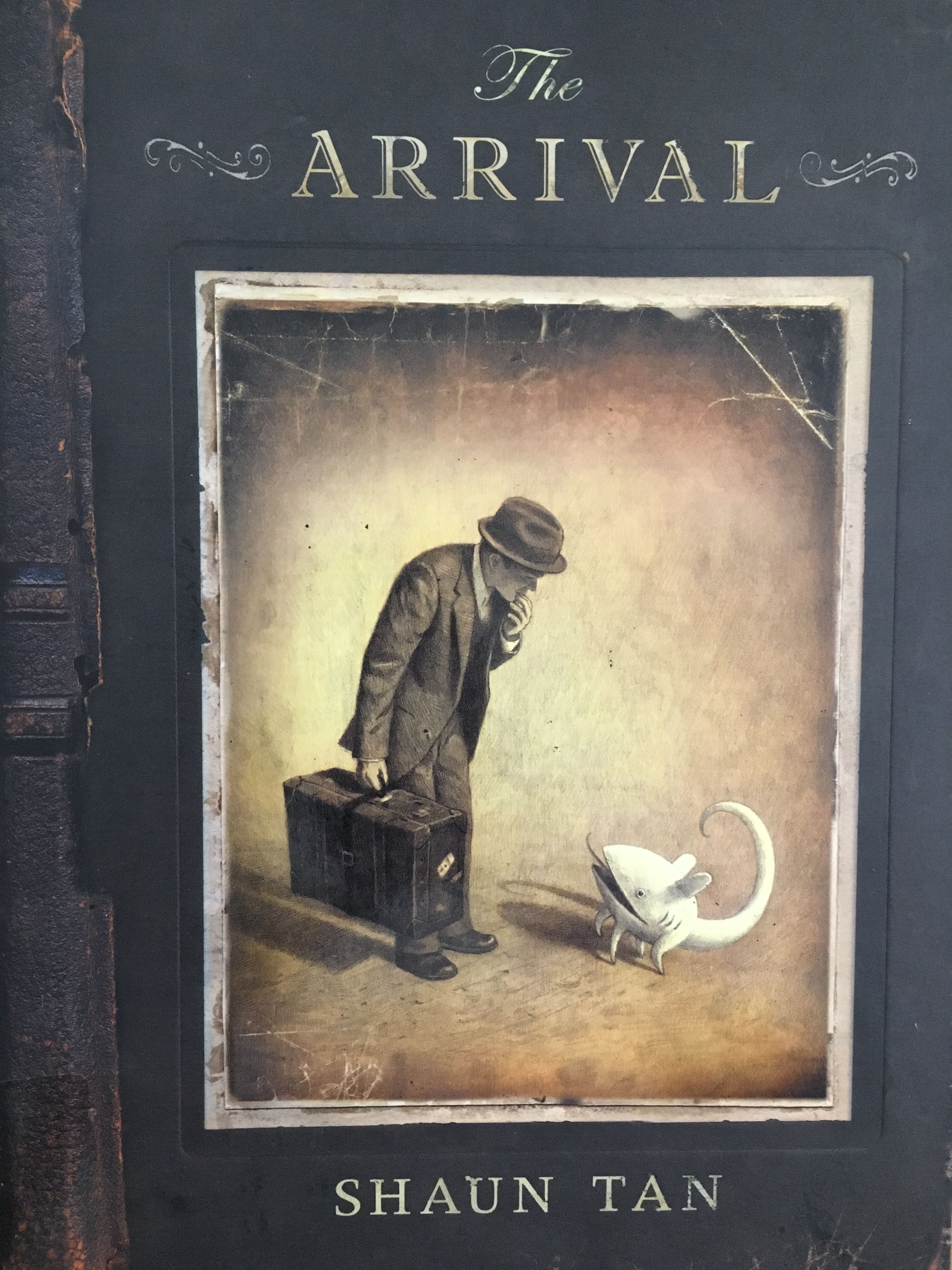 arrival cover