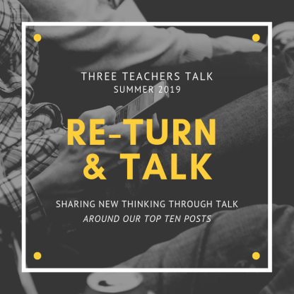 Three Teachers Talk