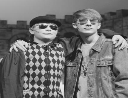 Joe and Toby