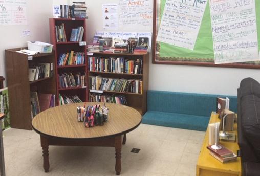 nonfiction corner